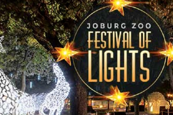 Festival of Lights at the Joburg Zoo