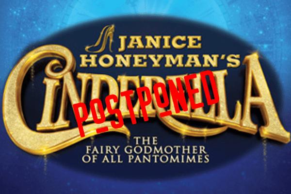 Cinderella Pantomime Postponed