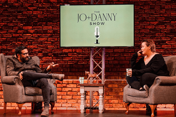 The Jo and Danny Show