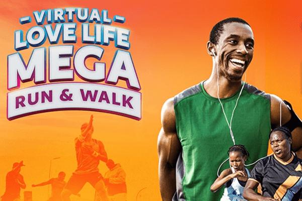 Love Life Mega Fun Run & Walk