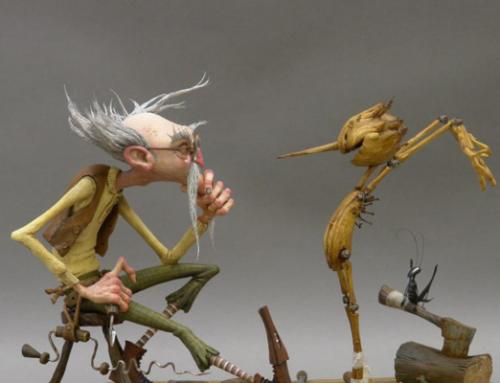 Reimagining of Pinocchio