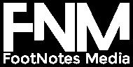 FootNotes Media Logo