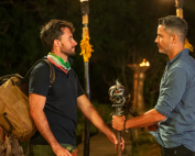 Mike Torch Out Survivor South Africa Immunity Island