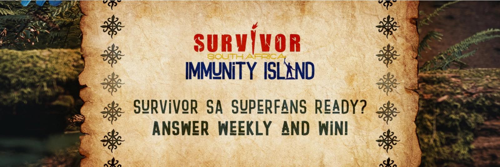Win with Survivor SA