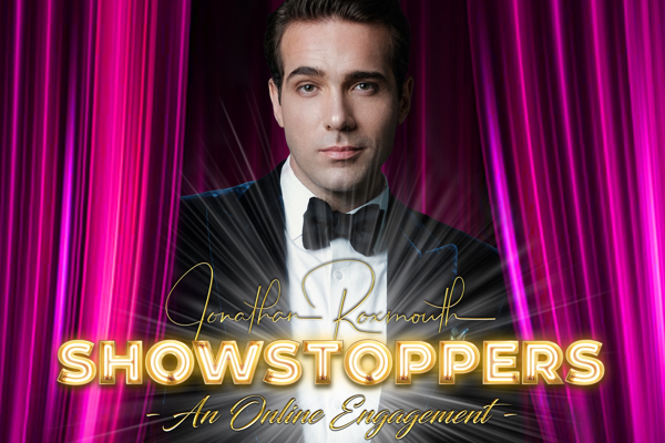 Jonathan Roxmouth Showstoppers