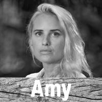 Survivor SA Amy