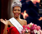 Miss SA 2021 Lalela Mswane