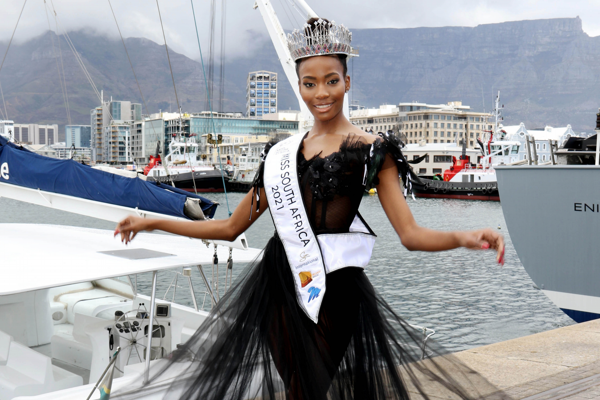 Miss SA 2021 Lelale